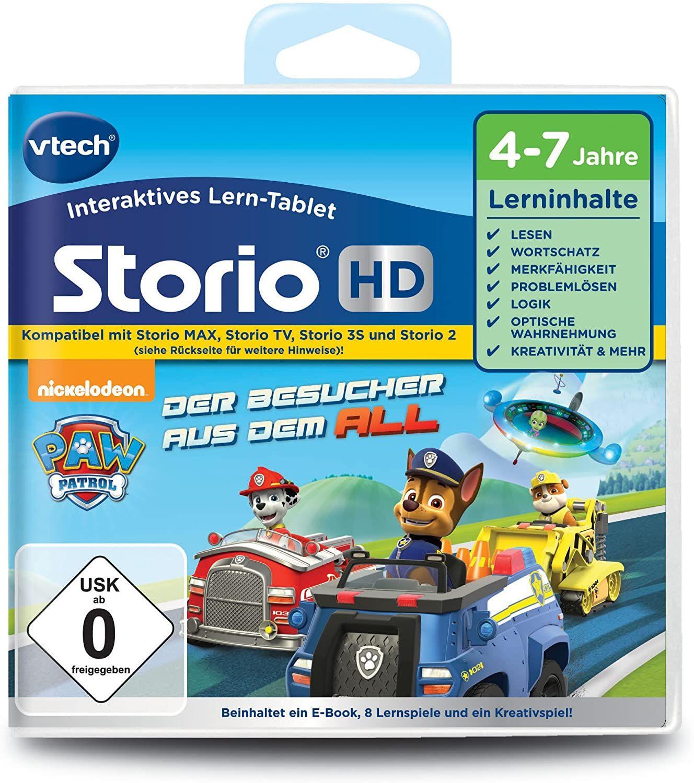 VTech 80-274104 - Lernspiel für Tablet - Paw Patrol (TV) [Amazon Prime]