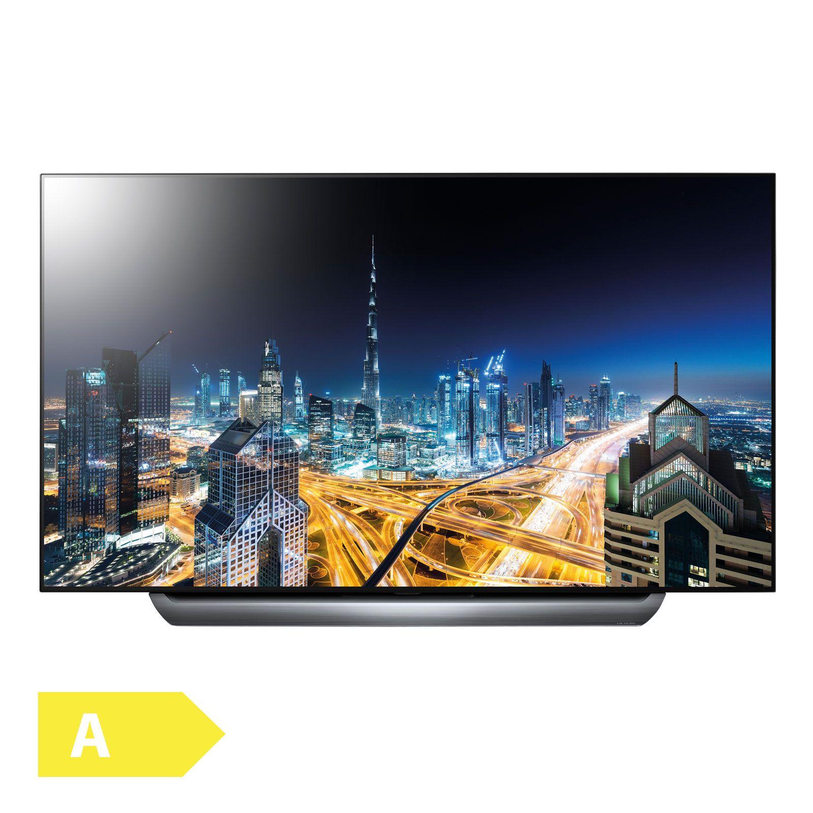 LG OLED65C8LLA, 164 CM (65 ZOLL), UHD 4K, SMART TV, OLED TV, DVB-T2 HD, DVB-C, DVB-S, DVB-S2