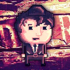 DISTRAINT: Pocket Pixel Horror - Adventure kostenlos im App Store (iOS)