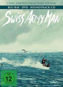 Swiss Army Man Mediabook Limited Collector's Edition (Cover A Blu-ray + DVD + CD) für 10,99€ (CeDe)