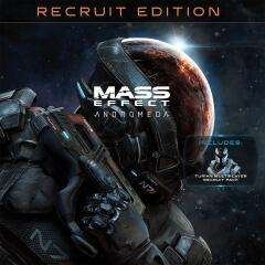 Mass Effect: Andromeda - Standard Recruit Edition (PS4) für 4,99€ (PSN Store)
