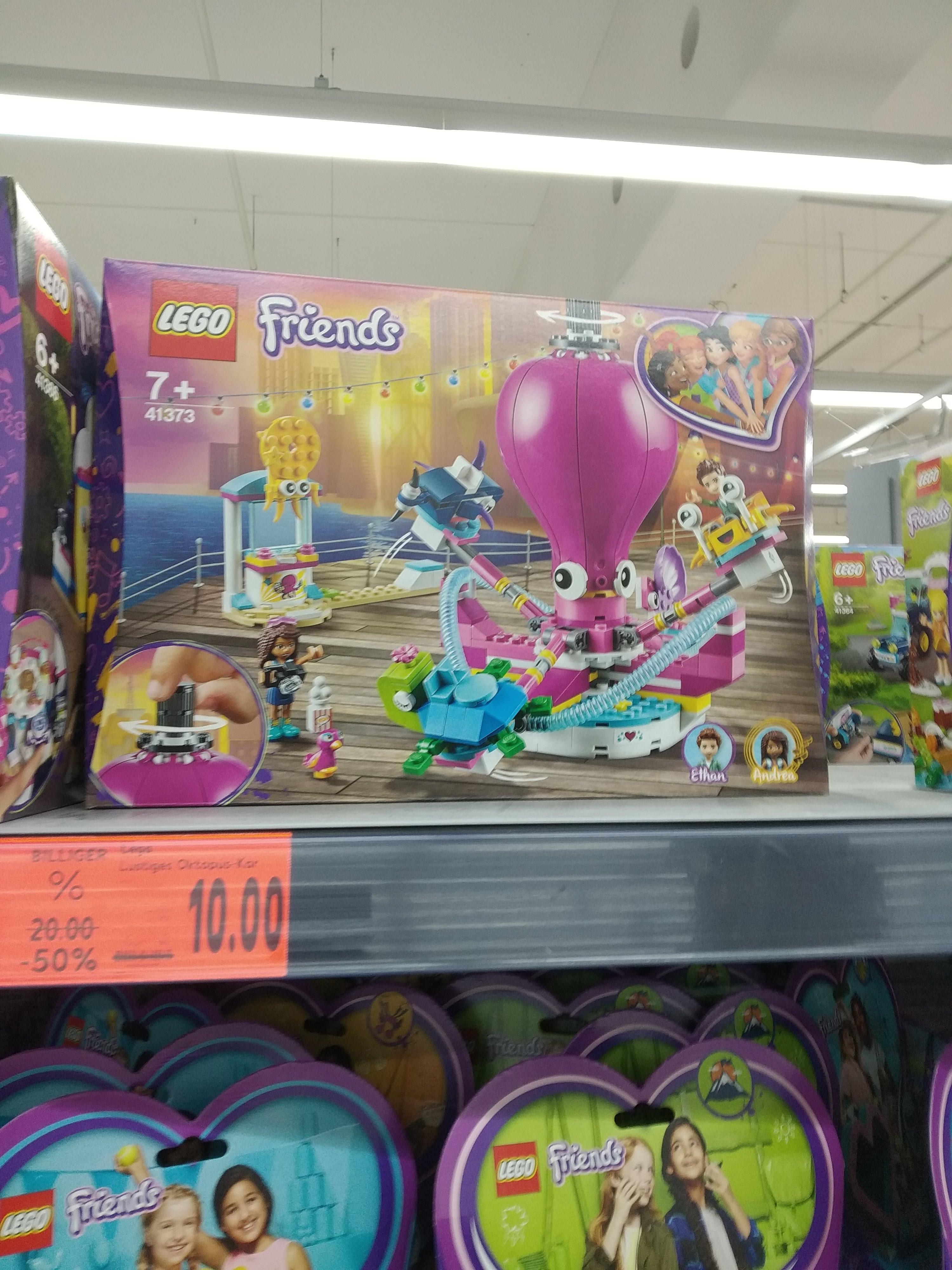LEGO - Friends Lustiges Oktopus-Karussell (41373) [Kaufland Aschaffenburg]