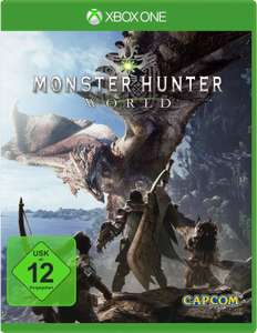 Monster Hunter: World (Xbox One) für 14,99€ (Amazon Prime)