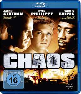 Chaos (Blu-ray) für 5€ (Amazon Prime)
