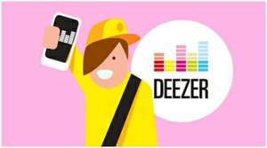 Deezer Premium 3 Monate gratis mit Web.de/GMX mail Adresse