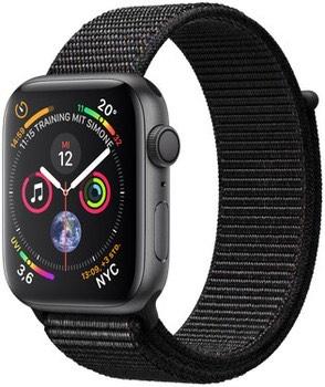 Apple Watch 4 44mm space grey 4G