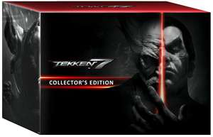 Tekken 7 Collector's Edition (PC) für 50,19€ & (Xbox One) für 61,49€ (Bandai Shop)