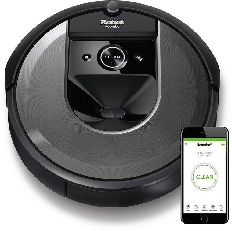 iRobot Saugroboter Roomba i7 (i7158) - Appfähig