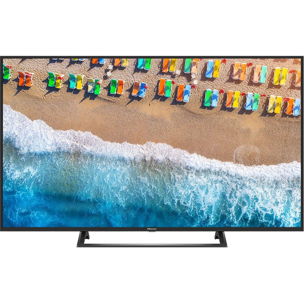 """Hisense H65BE7200 65"""" LED-TV (4K UHD, HDR10, Triple-Tuner, Smart TV)"""