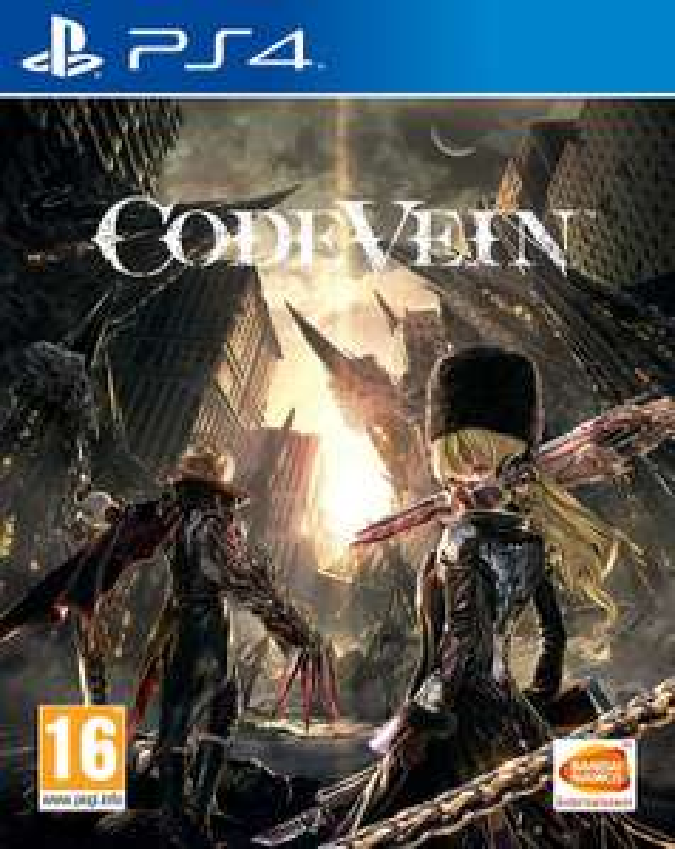 Code Vein (PS4) für 21,62€ (Amazon FR)