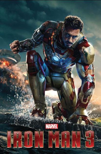 iTunes: Iron Man 3