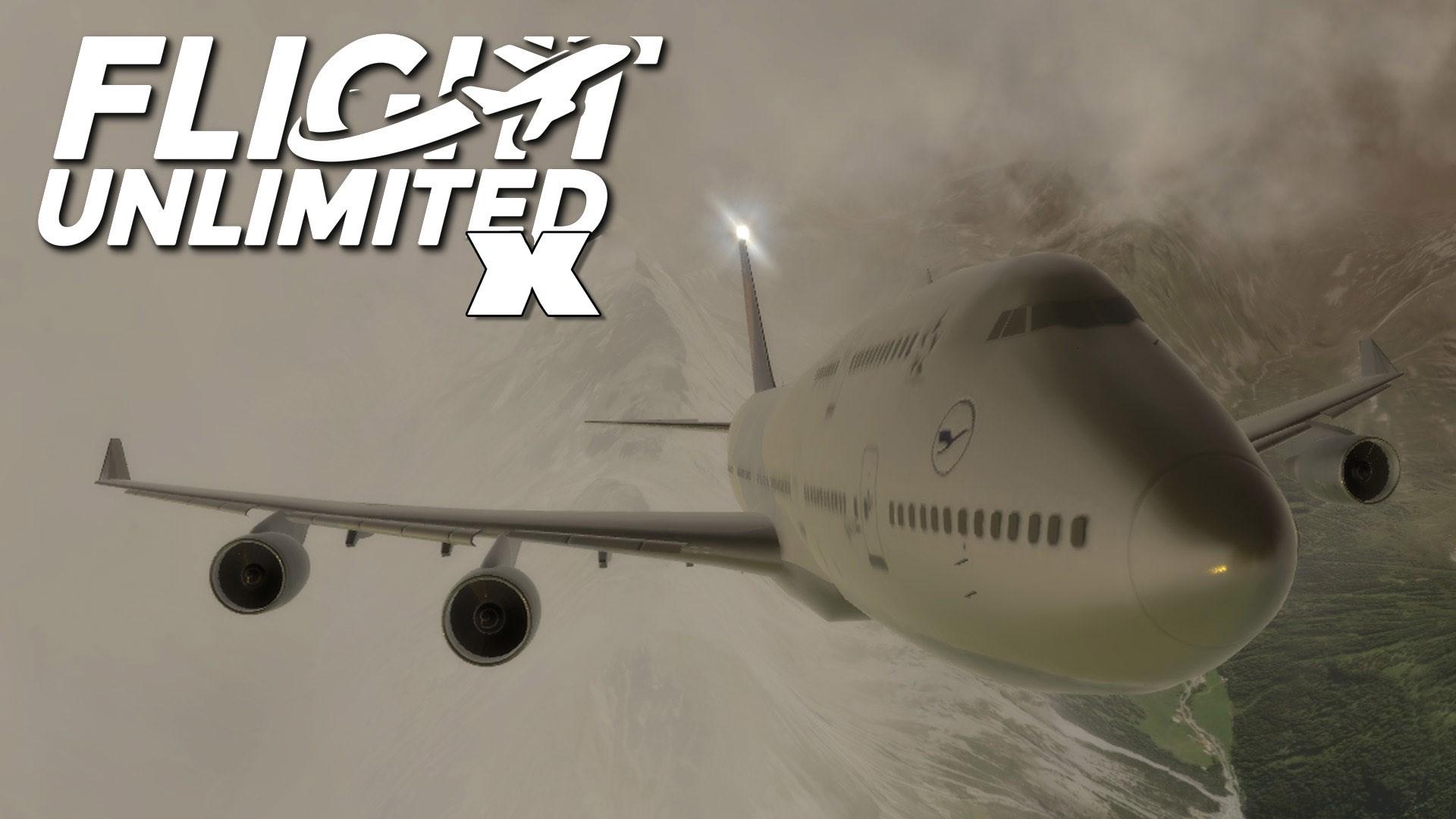 Flight Unlimited X im windows Store