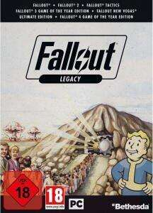 Fallout: Legacy Collection (PC) für 26,99€ (Müller Abholung)