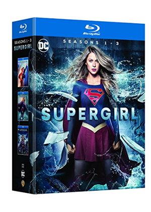 Supergirl: Season 1-3 (Blu-ray) [2018] (O-Ton) für 20.68€ @ Base