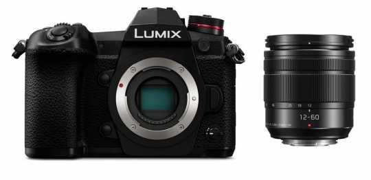 Panasonic Lumix DC-G9 + Lumix G Vario 12-60mm 3.5-5.6 ASPH. O.I.S.