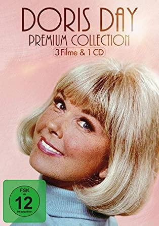 Doris Day Collection (3 DVDs + CD) für 9,99€ (Amazon Prime)