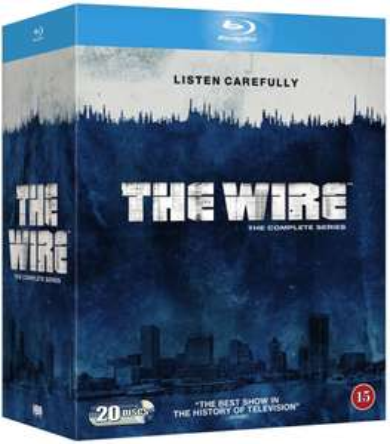 The Wire - Komplettbox Blu-Ray bei Coolshop.de