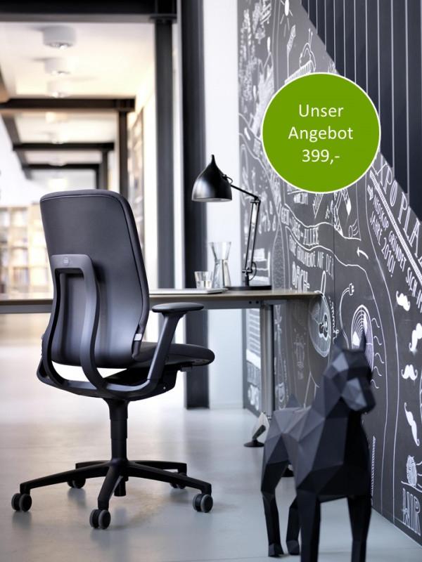 Immer leicht einen sitzen - Wilkhahn Home Office Stuhl AT