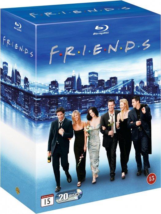 Friends - Die komplette Serie (Blu-ray) für 44,99€ (Coolshop)