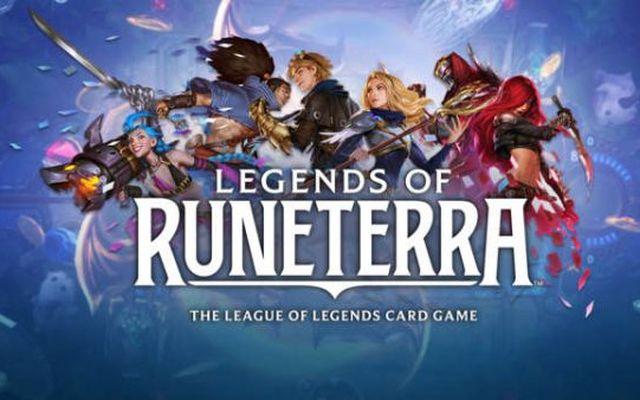 [Prime] Kostenlose Champions für Legends of Runeterra