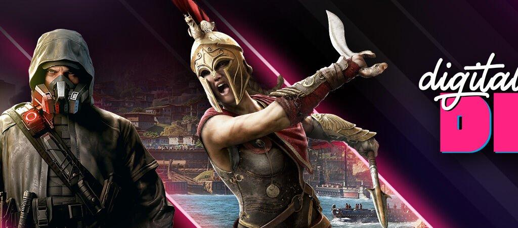 Digital Dealz Sale bei Ubisoft - Anno 1800 50% - Die Siedler 75% - AC 67%