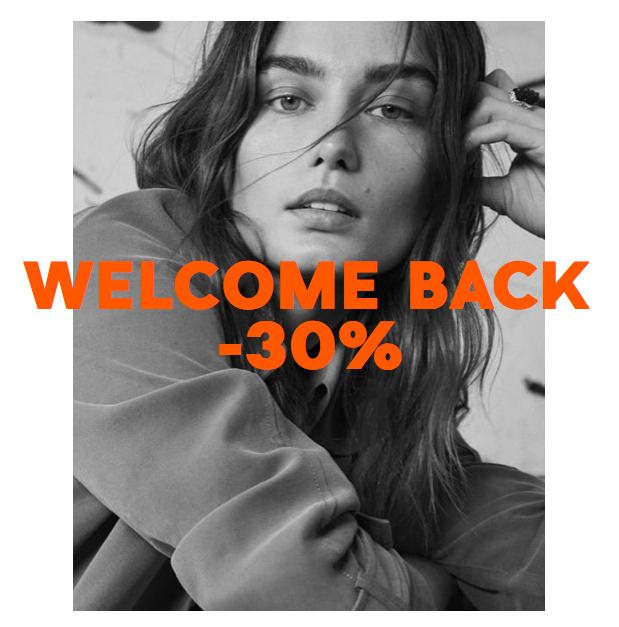 30% Welcome Back Rabatt ab 70€ in den Mango Filialen bzw. ab 180€ online