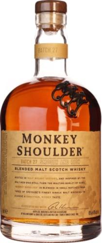 [drankdozijn] Monkey Shoulder 1ltr - 40%, ab 12 Flaschen Versandkostenfrei