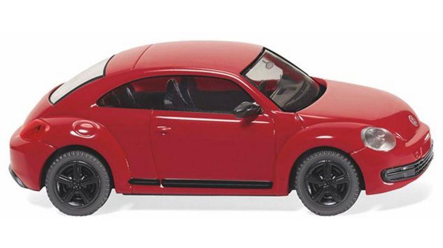 Wiking - Modellpflege 2018: VW The Beetle Tornadorot 1:87 & Herpa - MiniKit: Mercedes-Benz NG Planen-Sattelzug für je 8€ (Müller Abholung)