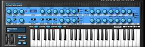 [Musiker Deal] Synthesizer Novation Bass Station Plug-In Mac und Win