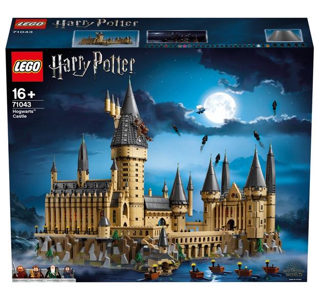 SAMMELDEAL: LEGO 71043 - Harry Potter Hogwarts Schloss + Mehr + 16,5% Cashback
