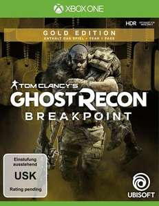 Xbox One Tom Clancy's Ghost Recon - Breakpoint (Gold Edition) [Expert]