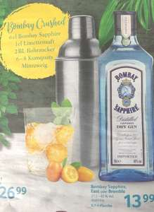 [Selgros] Bombay Sapphire, East oder Bramble