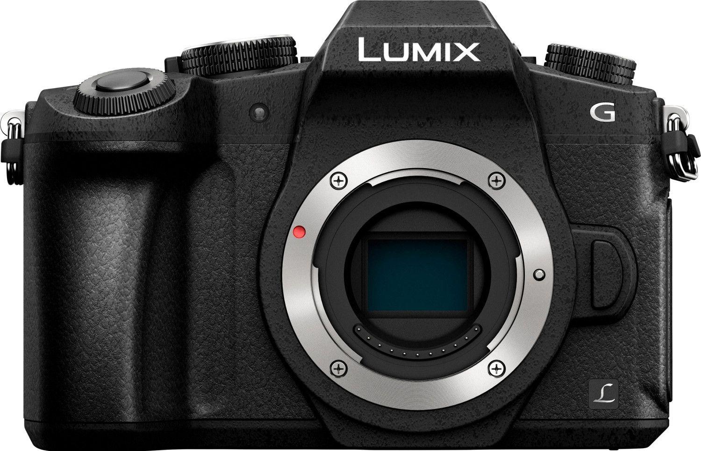 Panasonic Lumix DMC-G80 MFT Systemkamera - Camera UK