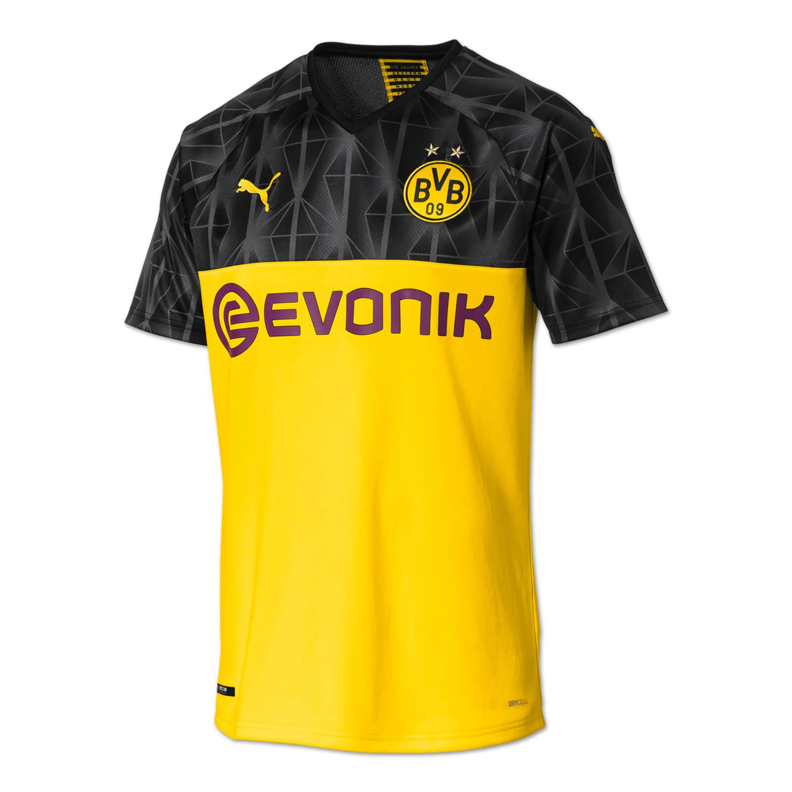BVB Borussia Dortmund Trikot 19/20 inkl. Spielerflock 39,99€ & Porto ab 50€ Versandkostenfrei