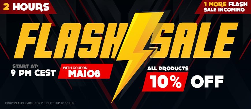 Gamivo Flashsale am 14.05.2020 z.B.10%, 15% oder 20% Rabatt & Cashback
