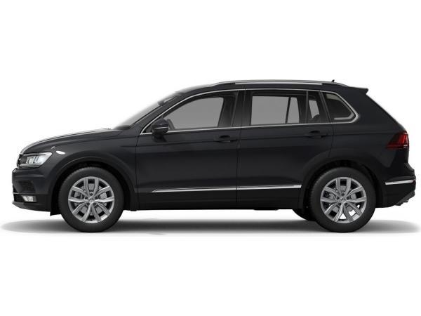 [Schwerbehinderte/Privatleasing] Volkswagen Tiguan Highline 190 PS TSI 4 MOTION Automatik. LF 0,34