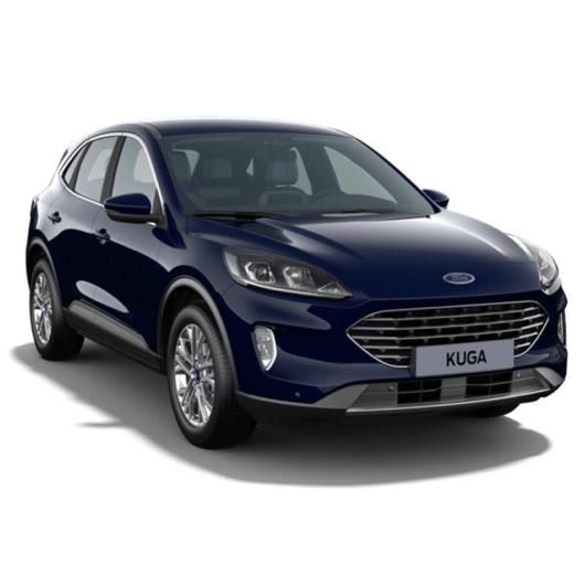 [Gewerbeleasing] Ford Kuga 2.5 Duratec PHEV Titanium (224PS) eff. mtl. 123,75€ / 147,26€, LF 0,28, GF 0,37, 24 Monate, konfigurierbar