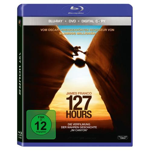 [amazon] 127 Hours Blu-ray 8,97 €