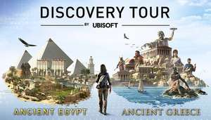 Discovery Tour by Assassin's Creed Ancient Egypt & Assassin's Creed Odyssey Ancient Greece (Uplay) kostenlos