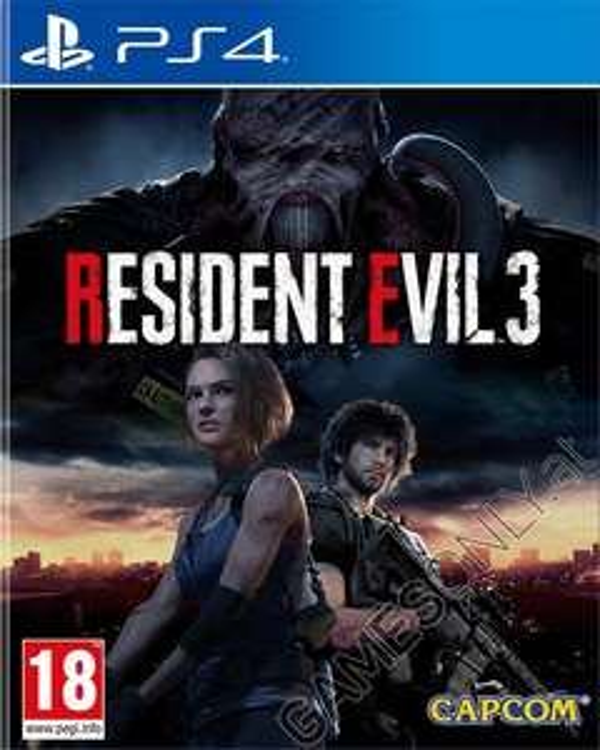 Resident Evil 3 (PS4) für 39,81€ (Shopto)