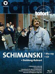 Tatort Schimanski - Duisburg Ruhrort Limited Mediabook Edition (Blu-ray + CD) für 6,99€ (JPC)