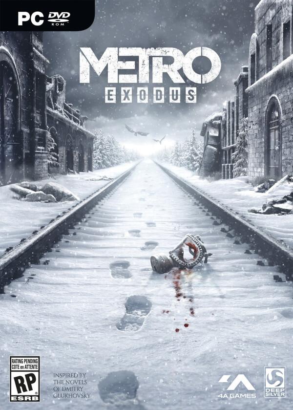 Metro Exodus für 9,99 Taler bei Epic Games, Gold Edition für 19,24