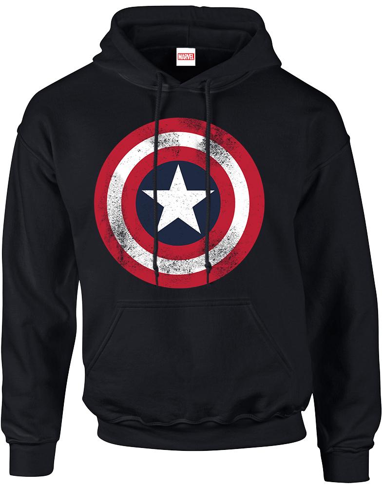 50% auf Kleidung bei Zavvi z.B. Marvel Avengers Captain America Hoodie für 18,98€ inkl. Versand [Zavvi.de]
