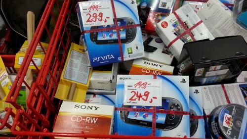 Lokal Media Markt alzey Ps Vita wifi 149 eur