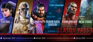 Tekken 7 - Season Pass 3 (PS4)