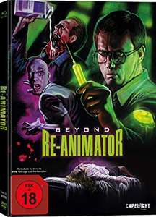 Beyond Re-Animator - 2-Disc Limited Colletor's Edition (Blu-ray+DVD (Amazon)