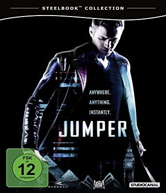 Jumper Limited Steelbook Edition (Blu-ray) für 7,99€ (Amazon Prime & Saturn Abholung)
