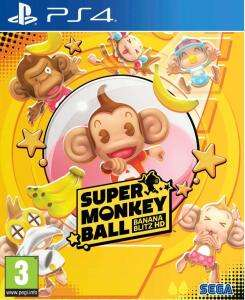 Super Monkey Ball: Banana Blitz HD (PS4) für 13,98€ (Fnac)