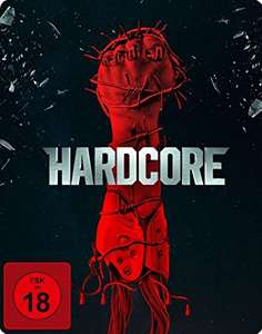 Hardcore Limited Steelbook Edition (Cover A Blu-ray) für 6,99€ (Amazon)