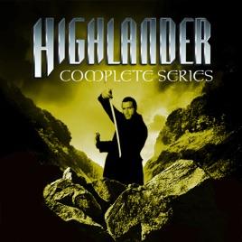 [Itunes US] Highlander - Die komplette Serie - digitale SD TV Show - nur OV